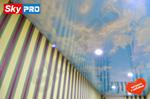 Натяжной потолок с фотопечатью отзыв